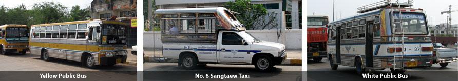Udon Thani Public buses