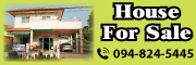 House for Sale -- Udon Thani